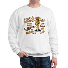 Censored Hump Day Camel Sweatshirt