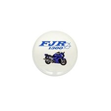 FJR1300 Mini Button (10 pack)