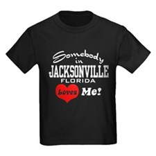 Somebody In Jacksonville Florida Loves Me T