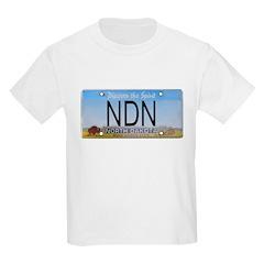 North Dakota NDN Pride Kids T-Shirt