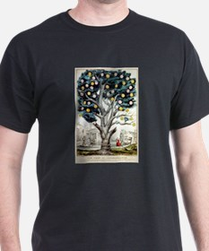 The tree of intemperance - 1849 T-Shirt