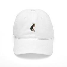 Boston Terrier (brn) Baseball Cap