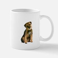 Border Terrier #1 Small Small Mug