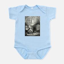 Washington's dream - 1857 Infant Bodysuit