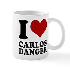 I heart Carlos Danger Mug