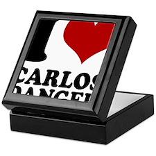 I heart Carlos Danger Keepsake Box