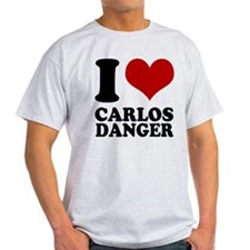 I heart Carlos Danger T-Shirt