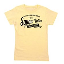 Squaw Valley Vintage Girl's Tee