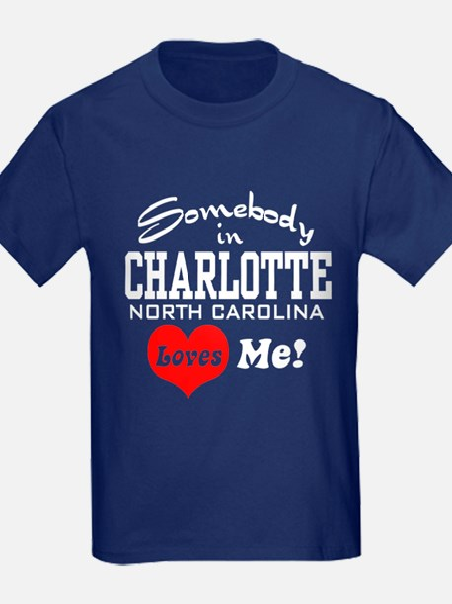 Charlotte North Carolina T