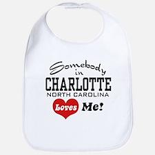Charlotte North Carolina Bib