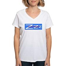 Napism Nap Flag Bumper Sticker T-Shirt