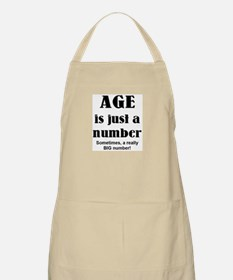 age is number Apron