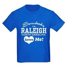 Raleigh North Carolina T