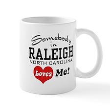 Raleigh North Carolina Mug