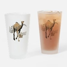 It's Hump Day Drinking Glass