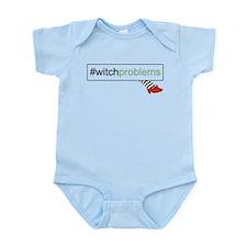 Witch Problems Infant Bodysuit