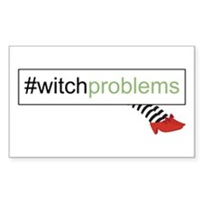Witch Problems Decal