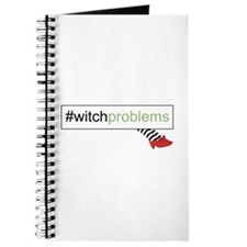 Witch Problems Journal