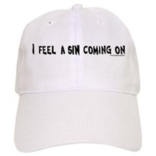 I feel a sin coming on Hat