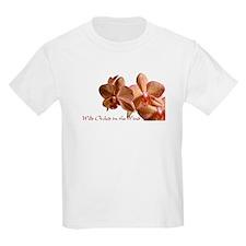 Wild Orchid Kids T-Shirt