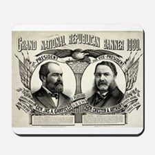 Grand national Republican banner 1880 - 1880 Mouse