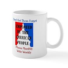 Congressional Oversight Mug