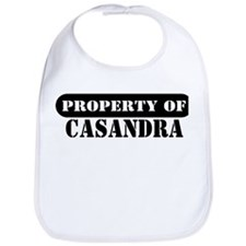 Property of Casandra Bib