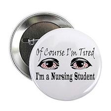 "Nursing Student 2.25"" Button (10 pack)"