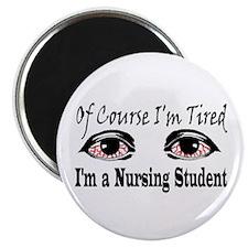 """Nursing Student 2.25"""" Magnet (10 pack)"""