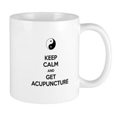 Keep Calm Get Acupuncture Mug