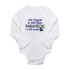 Best Paramedic In The World (Daddy) Body Suit