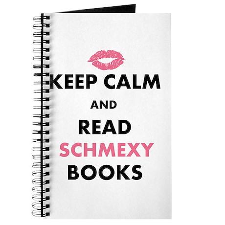 Schmexy Girl Book Blog Logo Journal