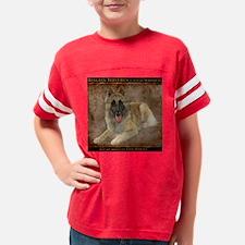 BTSheWholeLifePillow Youth Football Shirt
