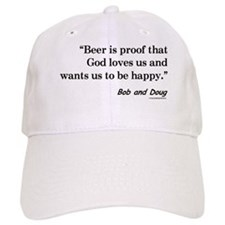 Beer is proof that God loves us and wants us to be