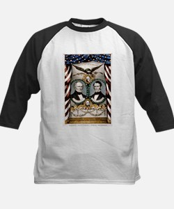 Grand, national, Whig banner - 1852 Tee