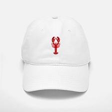 Lobster Baseball Hat