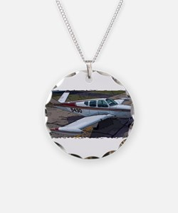 Beechcraft Bonanza Necklace