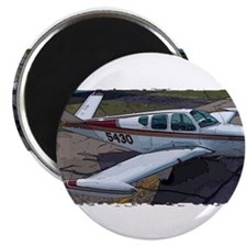 "Beechcraft Bonanza 2.25"" Magnet (10 pack)"