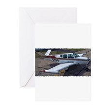 Beechcraft Bonanza Greeting Cards (Pk of 20)