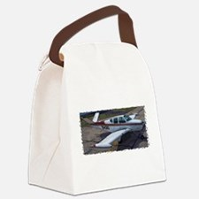 Beechcraft Bonanza Canvas Lunch Bag