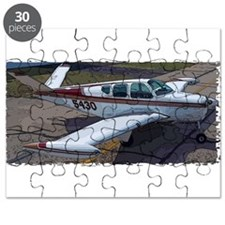 Beechcraft Bonanza Puzzle