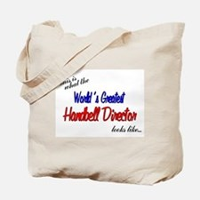 World's Greatest Director Tote Bag