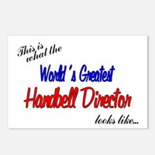 World's Greatest Director Postcards (Package of 8)