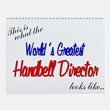 World's Greatest Director Wall Calendar
