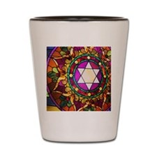Stained Glass Shot Glass