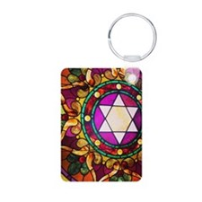 Stained Glass Keychains