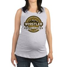 Whistler Tan Maternity Tank Top