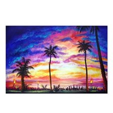 Hawaiian Dreams Postcards (Package of 8)