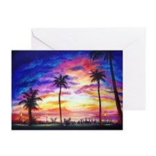 Hawaiian Dreams Greeting Cards (Pk of 10)