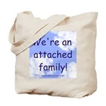Attachment Parenting Tote Bag